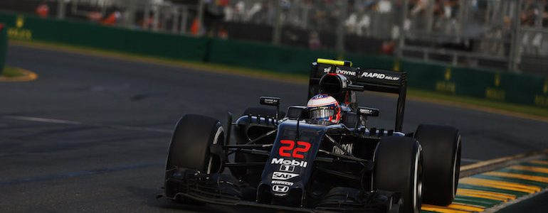Jenson Button hoping to prove McLaren progress in Bahrain – Grand Prix Times